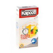 کاندوم تاخیری میوه ای کاپوت